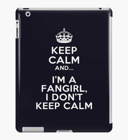 Fangirl iPad Case/Skin