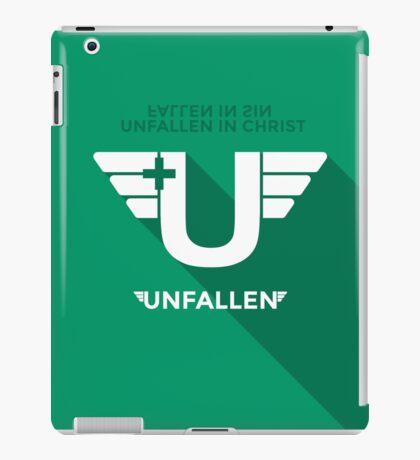 UNfallen Mirror Slogan iPad Case/Skin