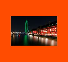 The South Bank, London at Night Unisex T-Shirt