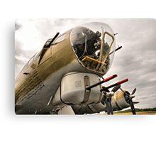 B-17 Canvas Print