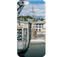 Layers of Maritime History, Bristol iPhone Case/Skin