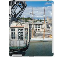 Layers of Maritime History, Bristol iPad Case/Skin