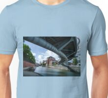 Under Valentine Bridge, Bristol Unisex T-Shirt