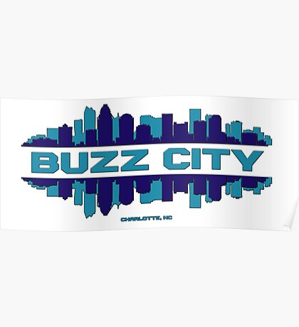 BUZZ CITY  Poster