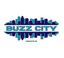 BUZZ CITY  Photographic Print