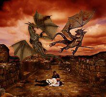 The Loyal Dragon by Karina Sanchez