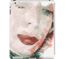 Leaves your memory, let it still in my heart !! iPad Case/Skin