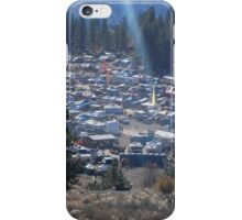 the tonasket barter faire iPhone Case/Skin