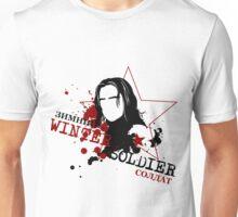 Zimnii Soldat Unisex T-Shirt