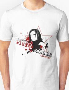 Zimnii Soldat T-Shirt