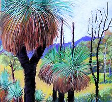 Painting the Gold Coast and Hinterland  by Virginia McGowan