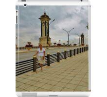 GREAT SERVICE iPad Case/Skin