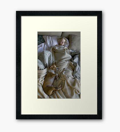 Sweet Dreams Framed Print