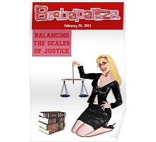 Boobapalooza: Balancing the Scales of Justice Poster