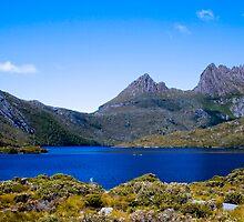 Dove Lake, Cradle Mountain, Tasmania by Elana Bailey