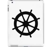 Steering Wheel iPad Case/Skin