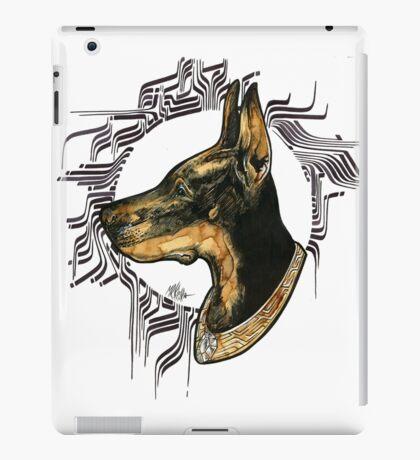 - Black Dog -  iPad Case/Skin