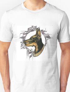 - Black Dog -  T-Shirt