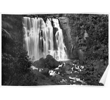 Marakopa Falls Poster