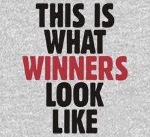 This is what winners look like Kids Tee