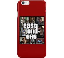 Grand Theft Enders iPhone Case/Skin