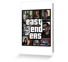 Grand Theft Enders Greeting Card