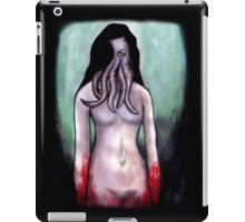 Someone Sent You Something Satanic iPad Case/Skin