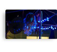 NYE Glow Canvas Print