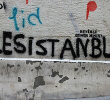MSA #17 - Resistanbul by fenjay