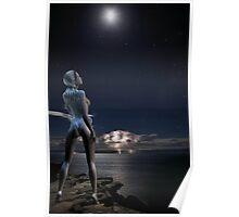 Moongoddess Poster
