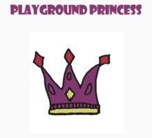 playground princess by PJ Ryan