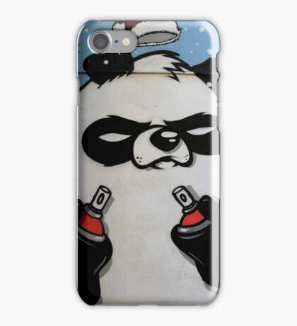 MSA #18 - Bored Panda iPhone Case/Skin