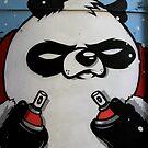 MSA #18 - Bored Panda by fenjay