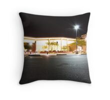 Hell Never Looked So Good Throw Pillow