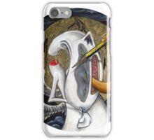 Saint Mr.Klevra Dog 3 iPhone Case/Skin