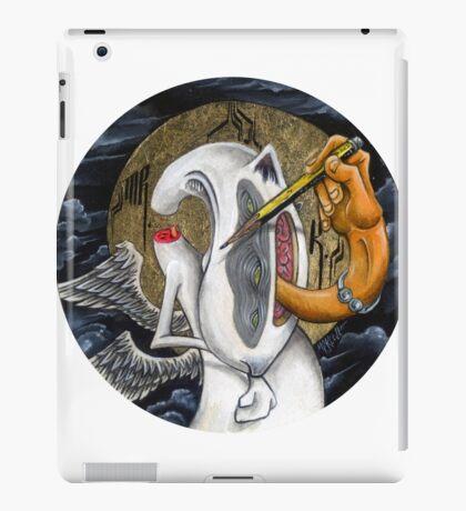 Saint Mr.Klevra Dog 3 iPad Case/Skin