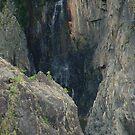 Kuranda Falls (Dry) by Chris Cohen