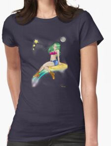 Sweet girl fly color t-shirt T-Shirt