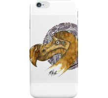 Dodo - coffee and ink - iPhone Case/Skin