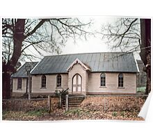 Roman catholic church Wandiligong 19830601 0004 Poster