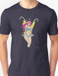 Sexy faerie color t-shirt Unisex T-Shirt