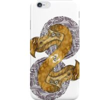 Double Dodo - coffee and ink - iPhone Case/Skin