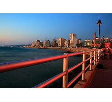 Sidon by NiGhT Photographic Print