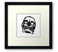 Chatty Man He Was Framed Print