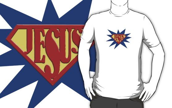 SuperJesus by picketty