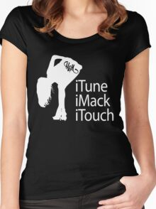 iMack Women's Fitted Scoop T-Shirt