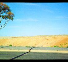 street scape Broken Hill by Juilee  Pryor