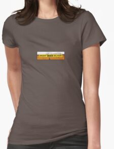Urgent Beer Delivery Womens Fitted T-Shirt
