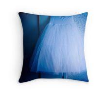 Flower Girl dress Throw Pillow