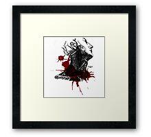 Hannibal Cut Throat Framed Print